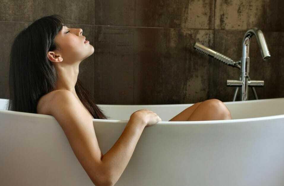 aceites esenciales baño