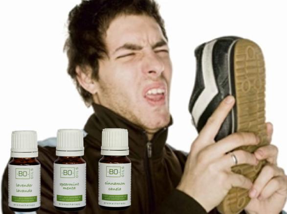 mal olor tenis