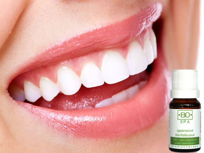 Cuidado Dental con Aceites Esenciales