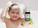 Shampoo relajante para niños